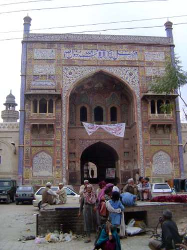 Pakistan: Lahore: Wazir Khan's Mosque picture 26