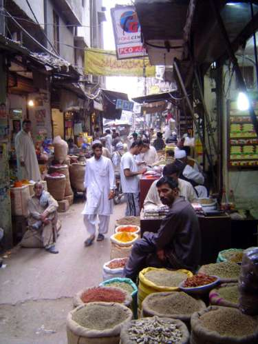 Pakistan: Lahore: the Old City picture 29