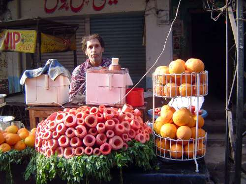 Pakistan: Lahore: the Old City picture 25