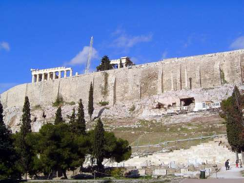 Greece: The Acropolis picture 3