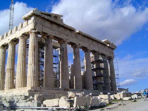 Greece: The Acropolis picture 16