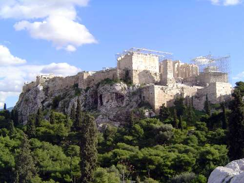 Greece: The Acropolis picture 2