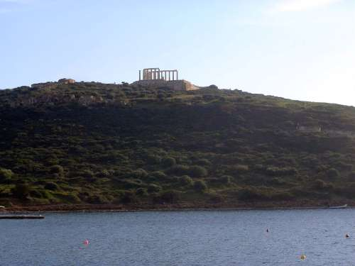 Greece: Sounion picture 1