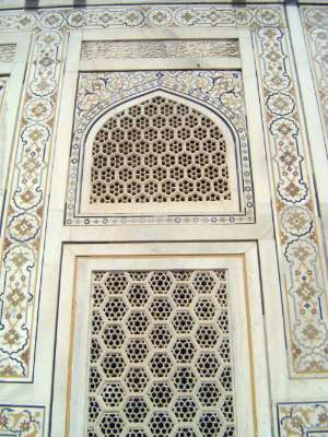 Northern India: Tomb of Itimad-ud-Daulah picture 6