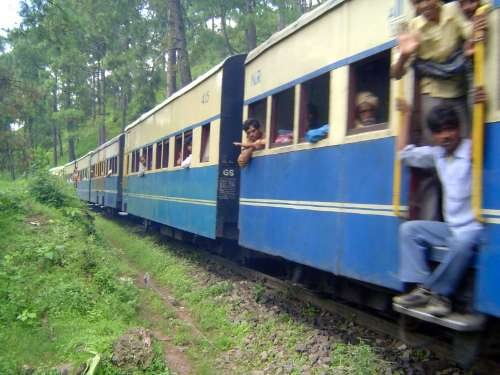 Northern India: Shimla Railway picture 3