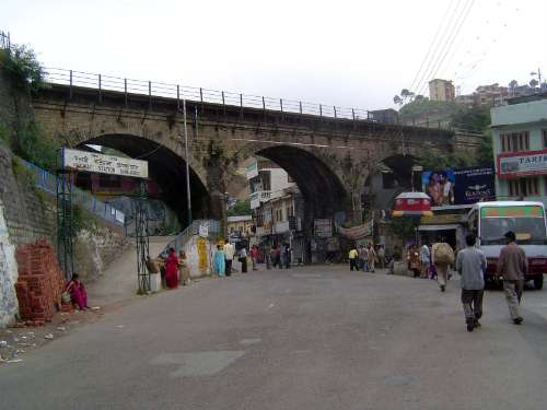 Northern India: Shimla Railway picture 5