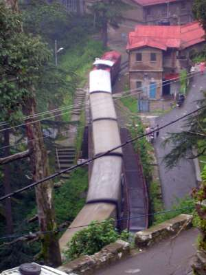 Northern India: Shimla Railway picture 6