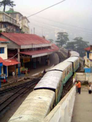 Northern India: Shimla Railway picture 8
