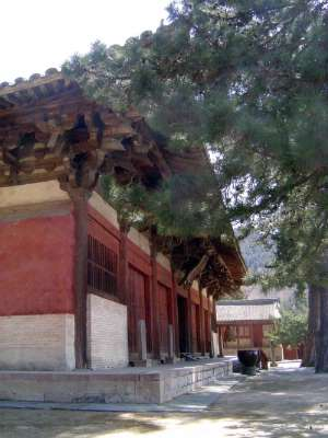 China: Foguang Temple
