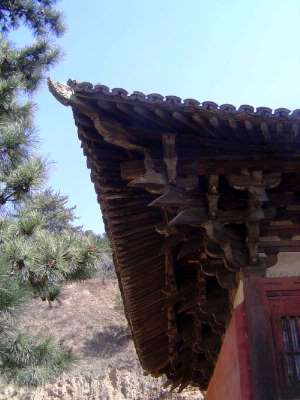 China: Foguang Temple picture 24