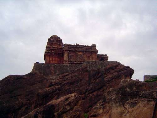 Peninsular India: Chalukya 1: Badami picture 4