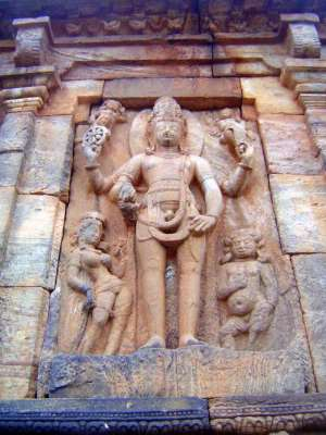 Peninsular India: Chalukya 1: Badami picture 10