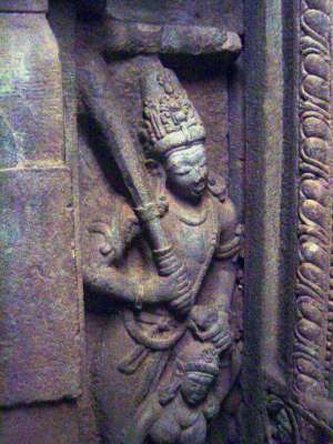 Peninsular India: Chalukya 1: Badami picture 9