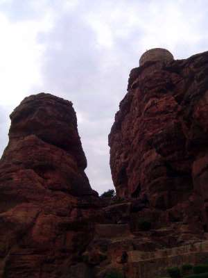 Peninsular India: Chalukya 1: Badami picture 14