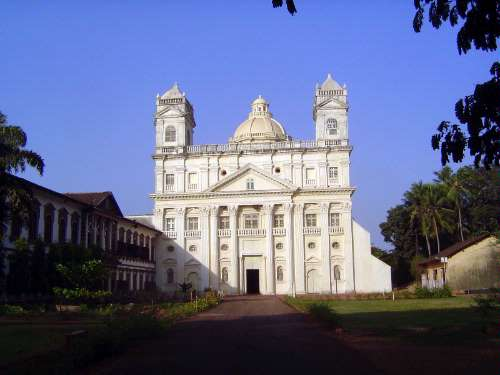 Peninsular India: Old Goa picture 11