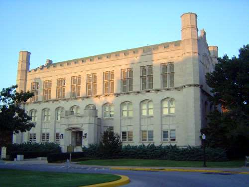 Oklahoma: University of Oklahoma Campus 1 picture 11