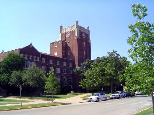 Oklahoma: University of Oklahoma Campus 1 picture 14
