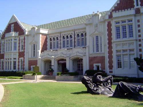 Oklahoma: University of Oklahoma Campus 1 picture 12