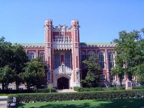 Oklahoma: University of Oklahoma Campus 1 picture 15