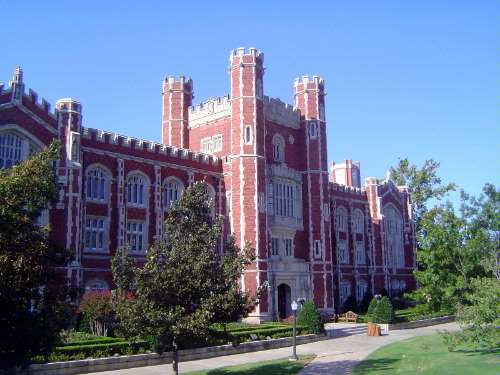 Oklahoma: University of Oklahoma Campus 1 picture 3