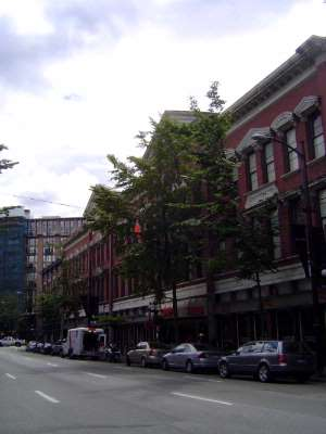 Canada (B.C.): Old Vancouver picture 14