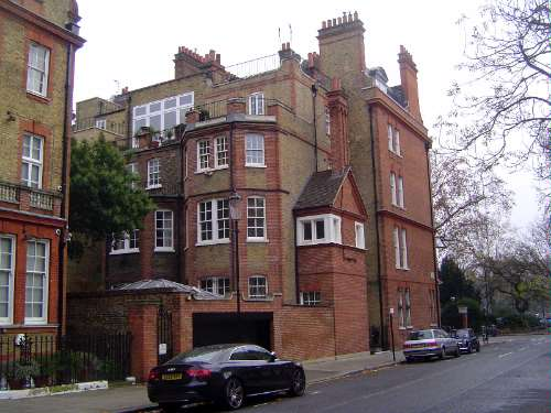 The United Kingdom: London 8: Residential picture 13